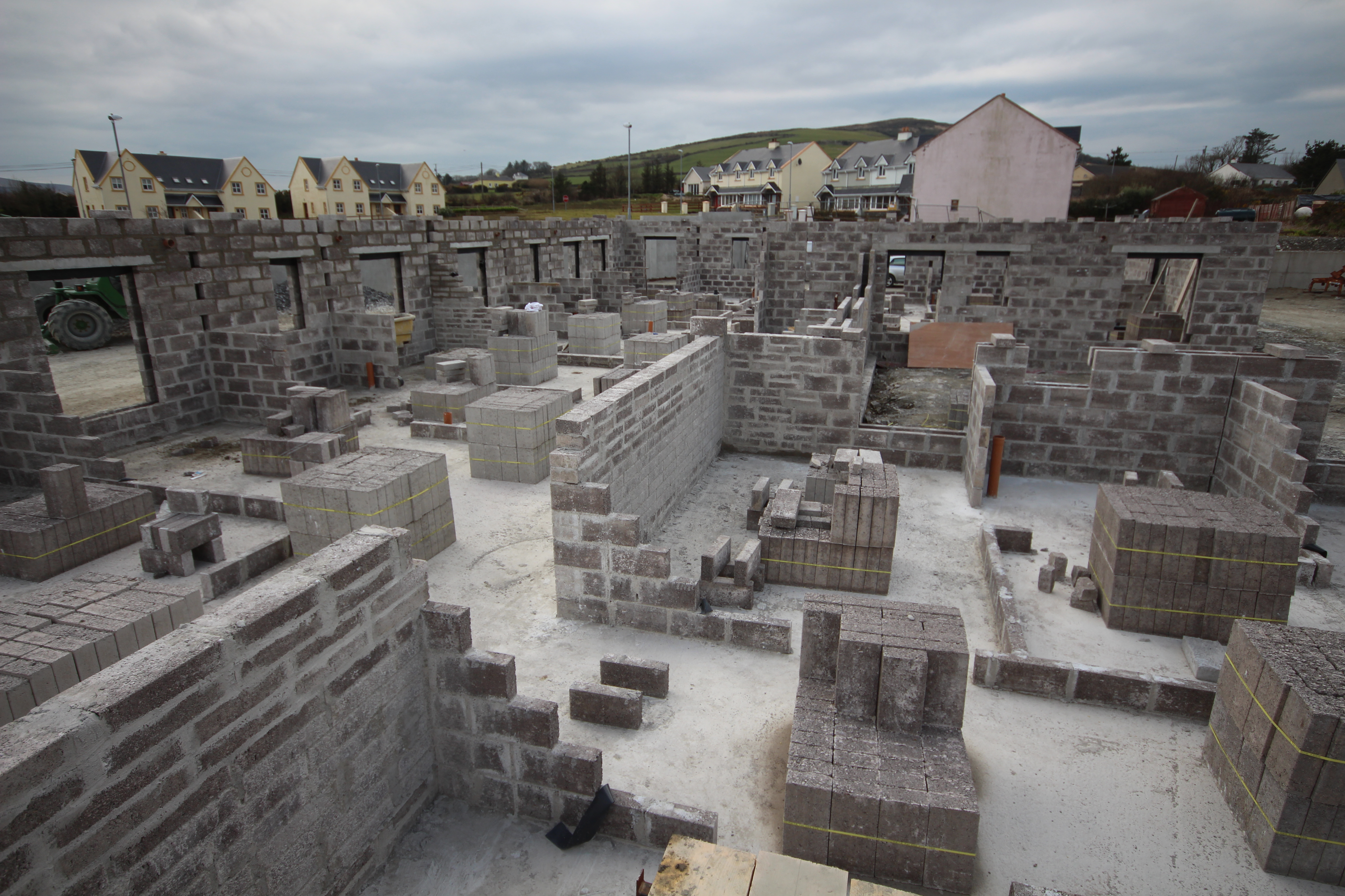 Valentia Hospital, Blockwork 015